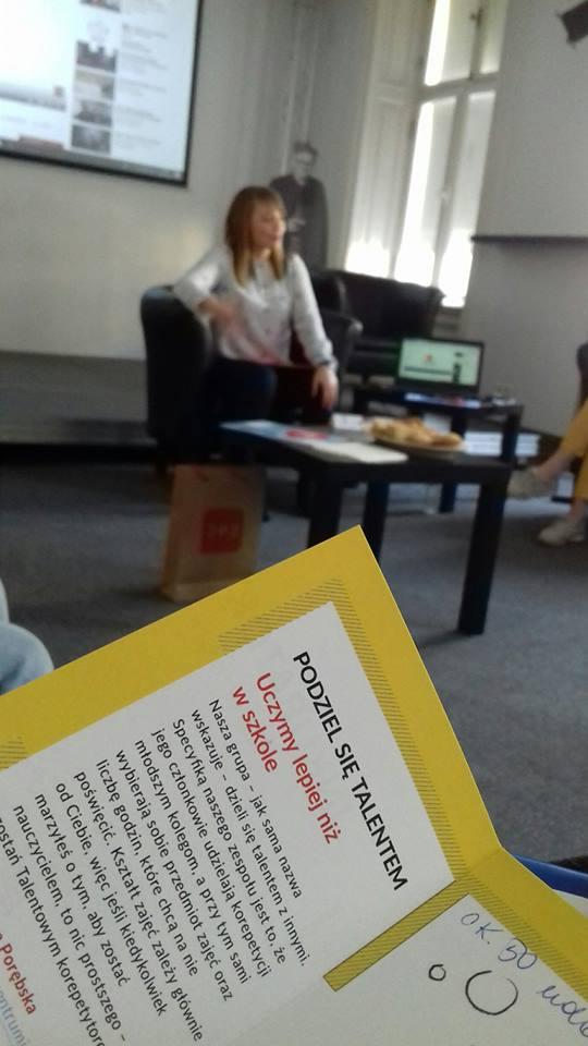 Jak poprzez działania wolontariackie budujemy społeczność lokalną? – Warszawskie Spotkania z Wolontariatem