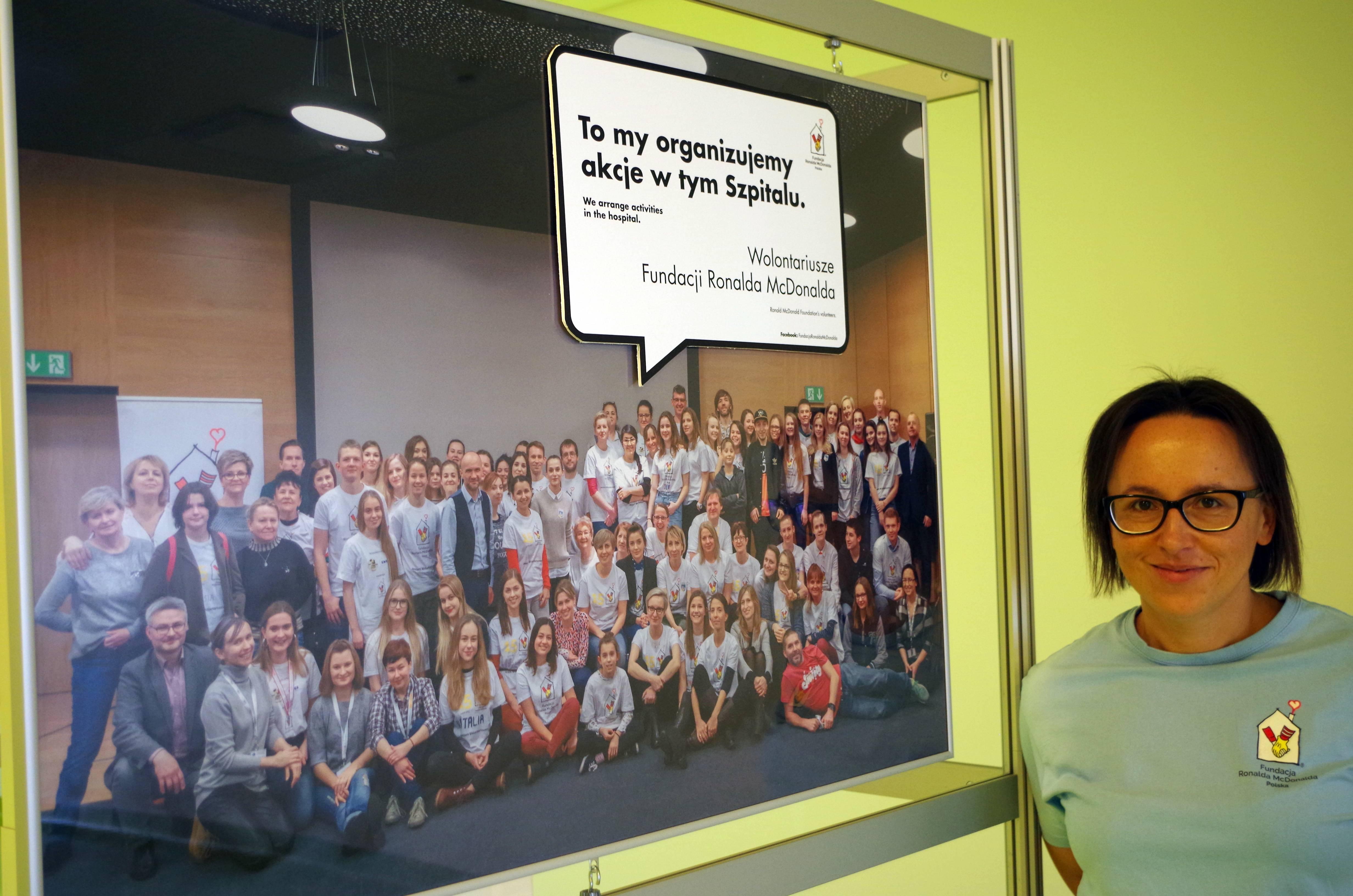 Najważniejszy jest wolontariusz – wywiad z Magdaleną Piotrowską