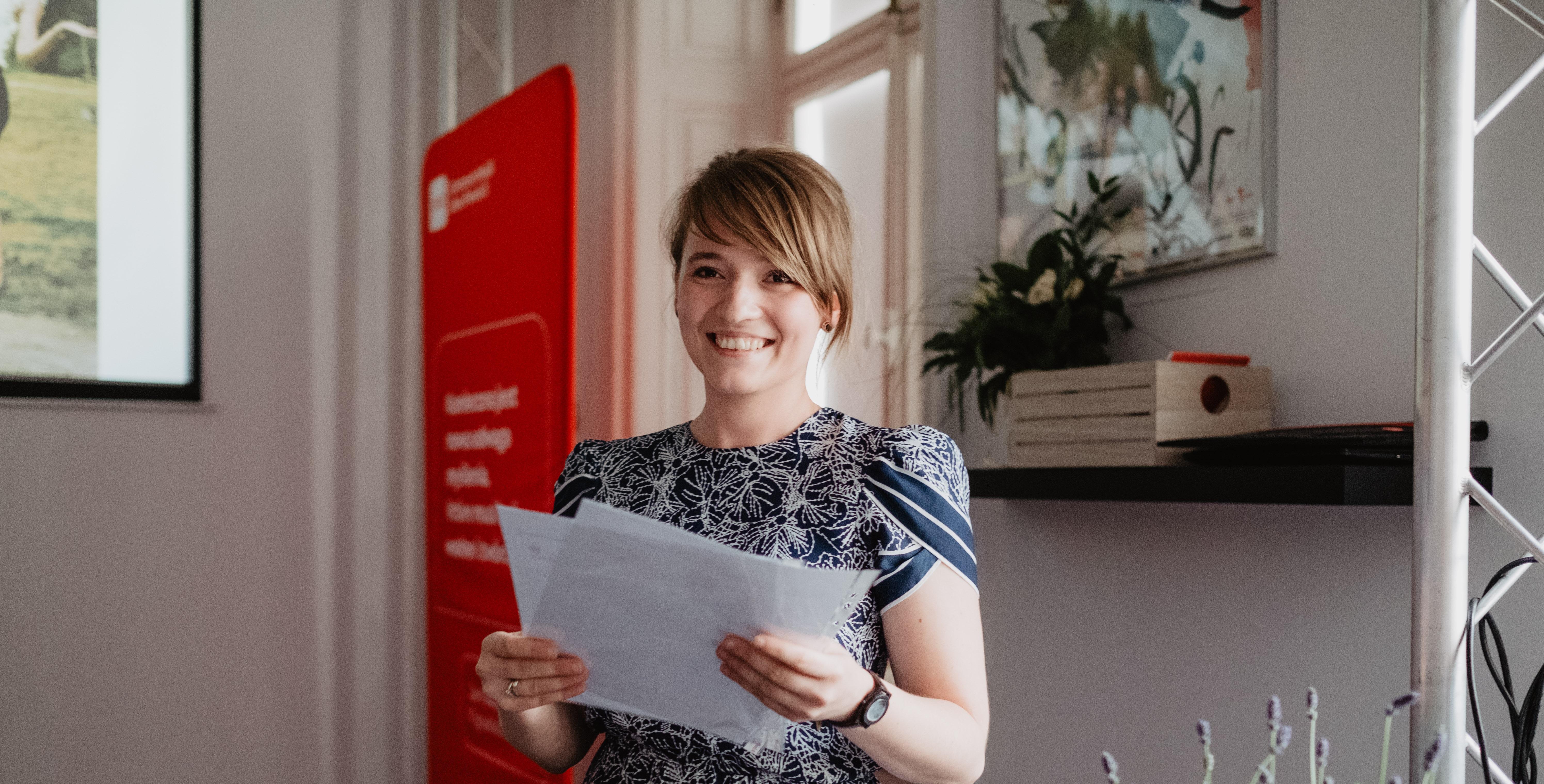Lubię pracować z wolontariuszami i lubię ich jako ludzi – wywiad z Katarzyną Osior-Szot