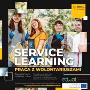 Zaproszenie na szkolenie Service Learning