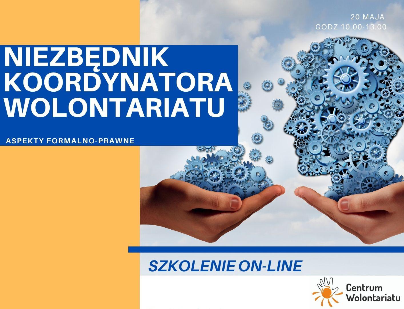 Niezbędnik koordynatora wolontariatu – zaproszenie na szkolenie dla osób z całej Polski